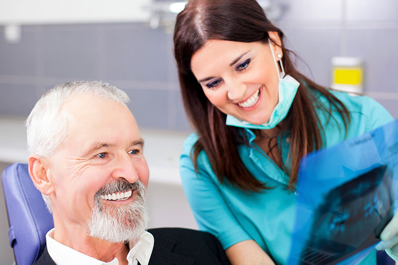 Dental Implants - Virgil J. Gassoway, D.D.S., M.A.G.D, Chesterton Dentist